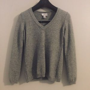Ann Taylor LOFT cashmere sweater. Medium.